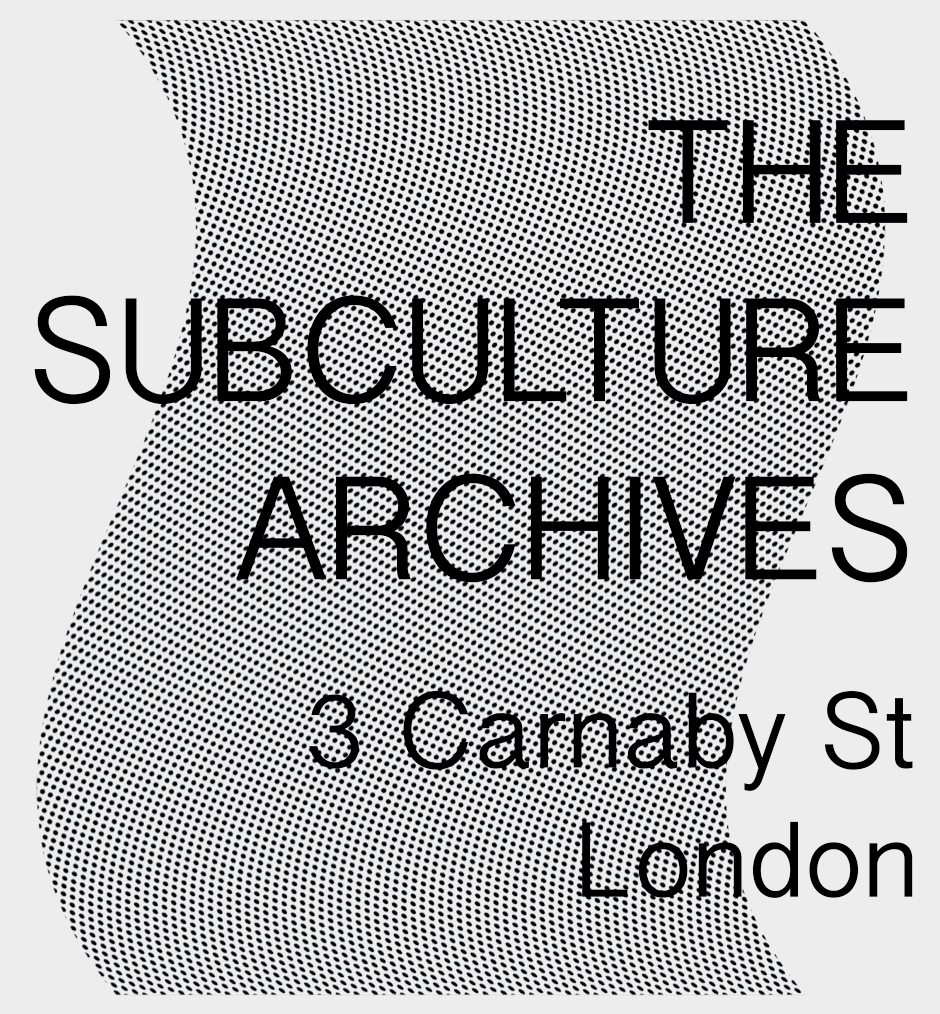 The Sub Culture Archives